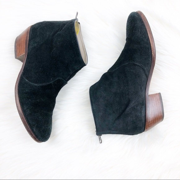 1.5 inch heel booties